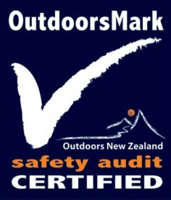 Outdoors Mark Certified